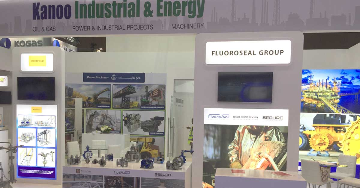 ADIPEC 2019 FluoroSeal Group