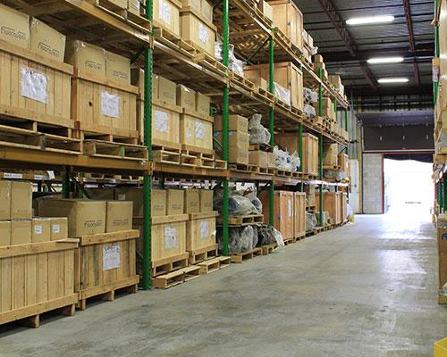 Valve manufacturer warehouse FluoroSeal