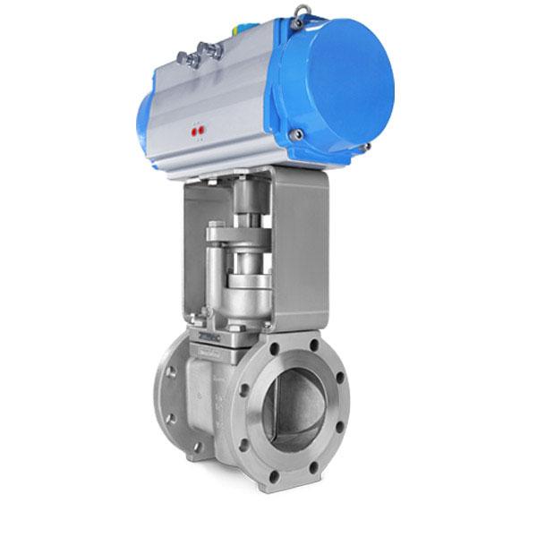 severe service plug valve FluoroSeal fugitive emissions rv