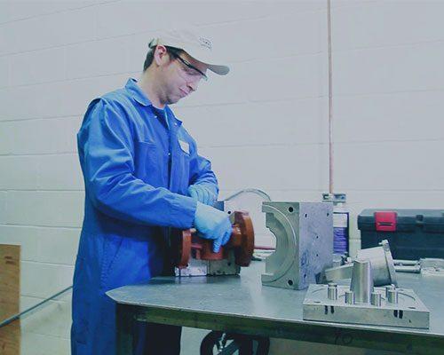 investment casting molds FluoroSeal