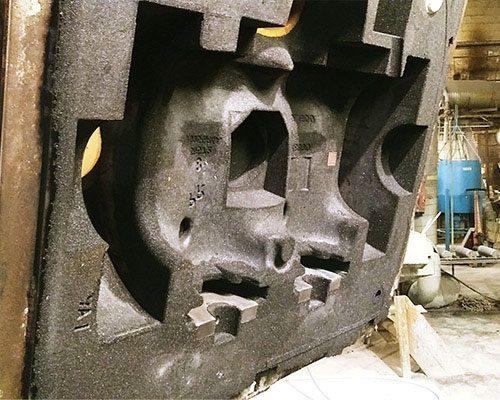 Valve body mold